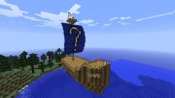 The Mysteries of Notch Part 1: The Ship (Updated 1.3) Minecraft Map & Project