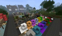 Kab's Texture Pack Showcase Map Minecraft Project