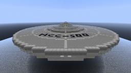 Star Trek - USS Saladin Refit Minecraft Project