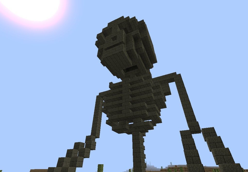 bone shrine minecraft project