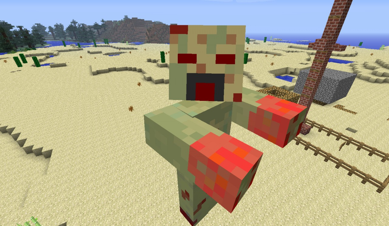 how to get rid of all mobs in minecraft