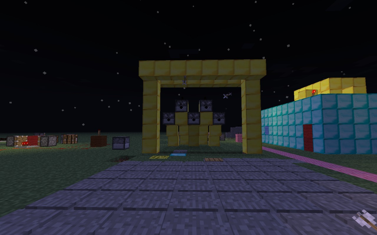 redstone projects This article makes use of diagrams in the mcredstonesim format for compactness and clarity some of the designs are more than two blocks high which is represented here by the layers being frames in an animated gif or labeled side by side a full legend is on the redstone schematics page .