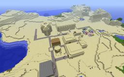 The spice merchant -adventure map (NOT BEING WORKED ON) Minecraft Map & Project