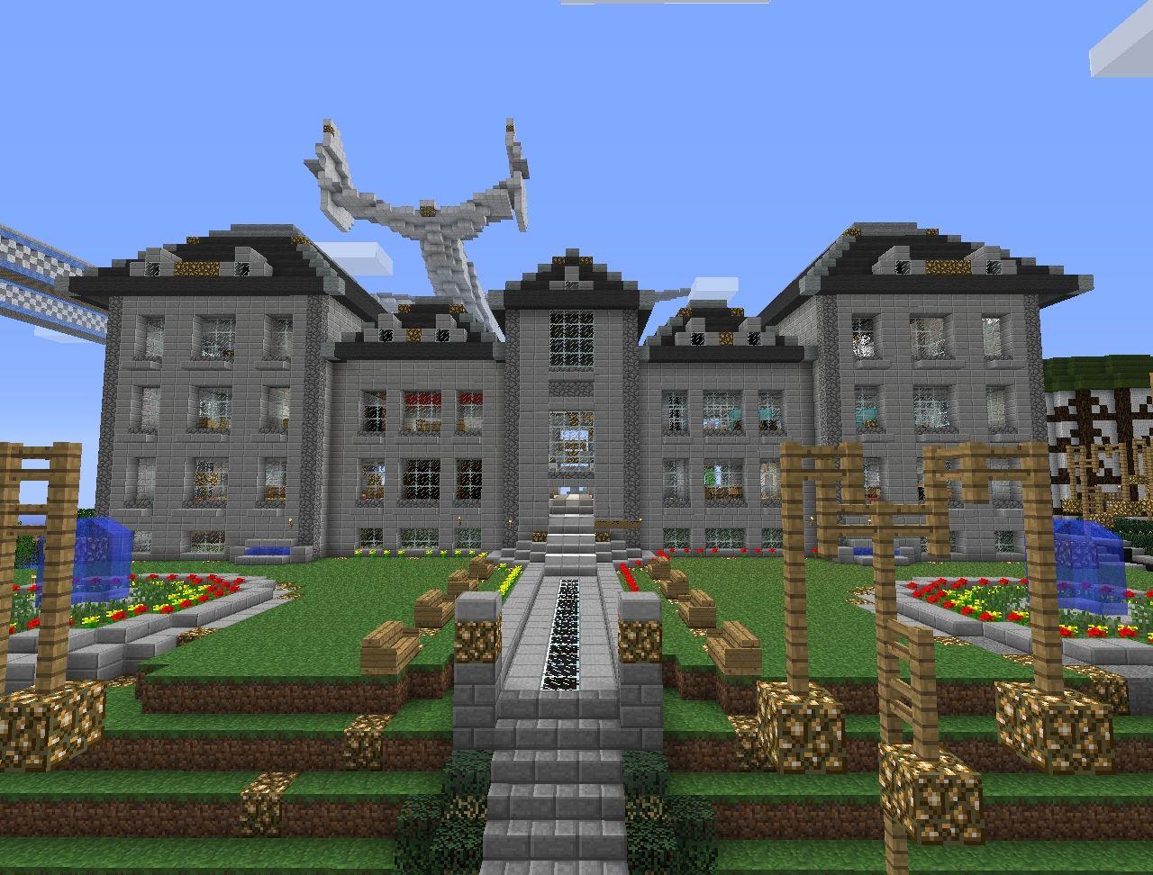 Chateau de cheverny minecraft project - Chateau de minecraft ...
