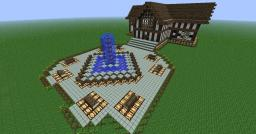 Typical house Minecraft Map & Project