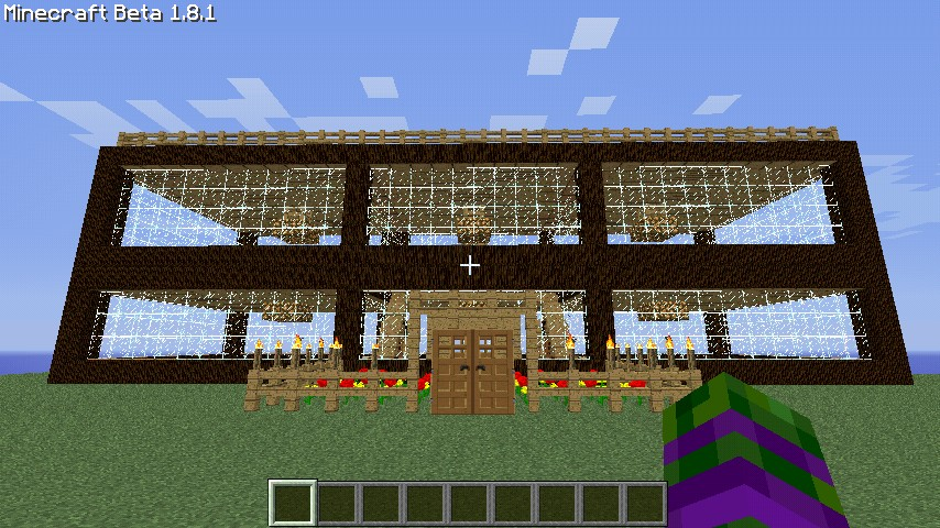 Big House Minecraft Project