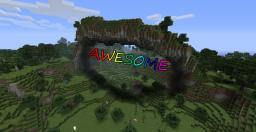 AWESOME Land Structure Minecraft Map & Project