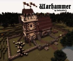 Medieval Series ~Warhammer Mansion Minecraft Project