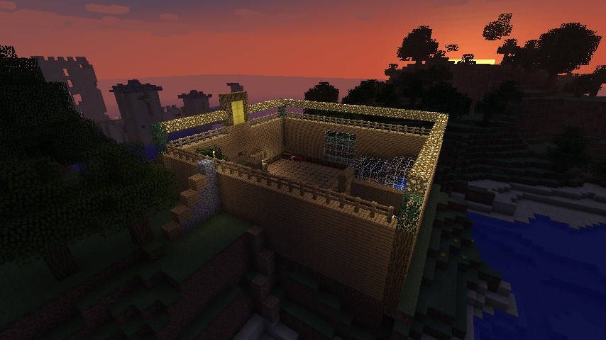 Future City (UPDATE) Minecraft Project