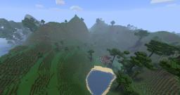 Custom Terrain: Valley (Updated Today 10th Dec) Minecraft Map & Project