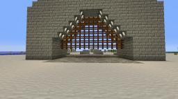 Castle Piston Gate Minecraft Map & Project