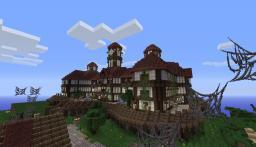 ~~MedievalTown~~[V1] Minecraft Map & Project