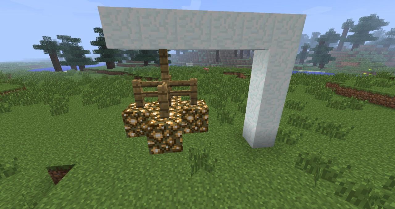 Lighting Minecraft Project