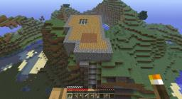 My project at ian's house and it is the best Minecraft Map & Project