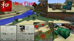 WA - Texture of ancient Japan.[ver1.0] Minecraft Texture Pack