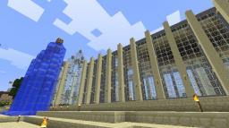 Art Museum Minecraft Map & Project