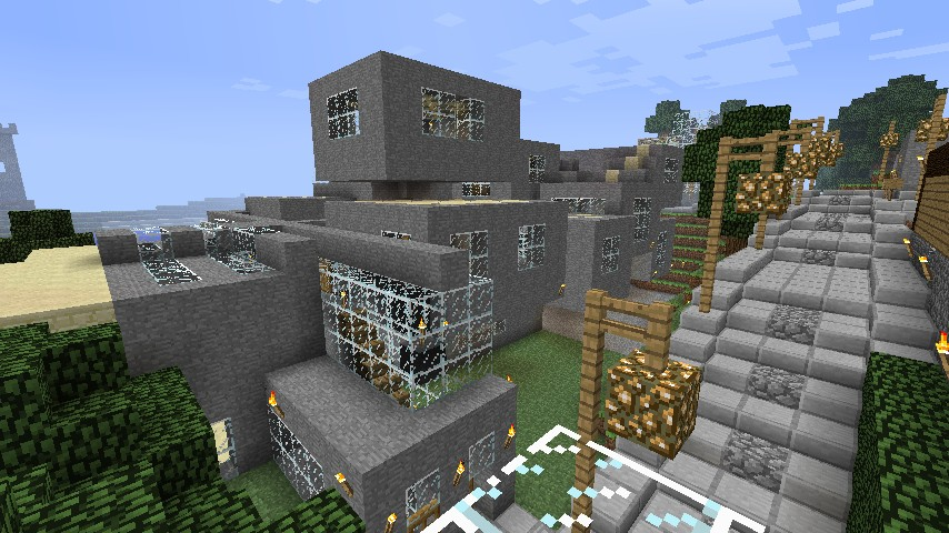 Habitat 67 Minecraft Project