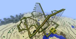 Raging Raven Coaster Minecraft Map & Project