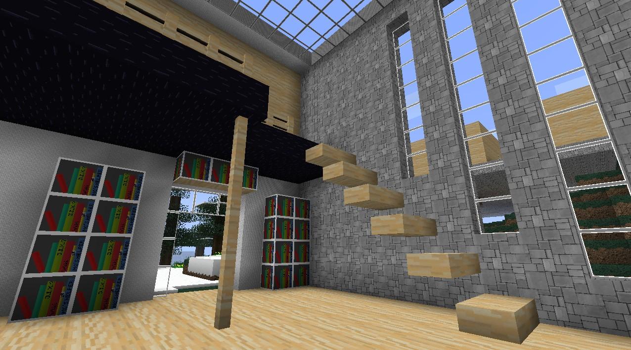 Modern HD Pack Minecraft exture Pack - ^