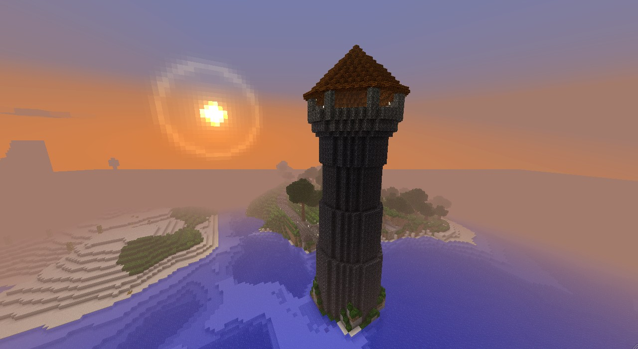 Watchtower Minecraft Project