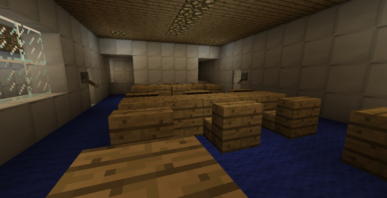Call Of Duty Black Ops Zombies Five Minecraft Map