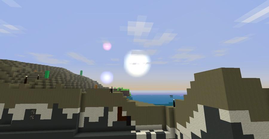 Pandora's suns
