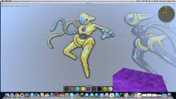 shiny deoxys all froms Minecraft Map & Project
