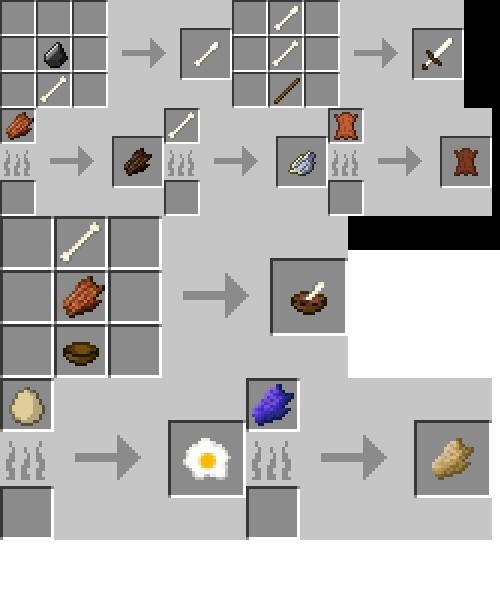 Minecraft Leather Mod Minecraft Mod