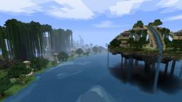 Fountain/City of Youth Minecraft Project