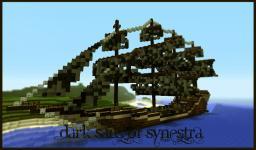 Minecraft Timelapse - Synestran Carrack Minecraft Map & Project