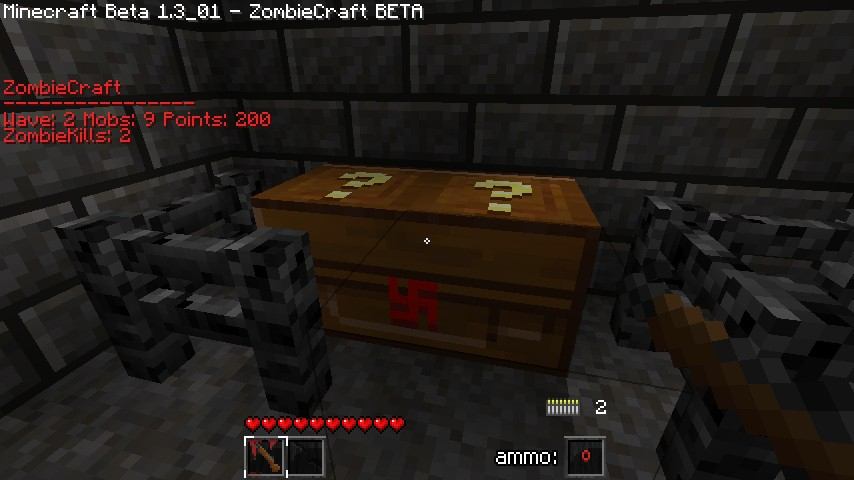 Call Of Duty WAW Zombies Map Video Minecraft Project