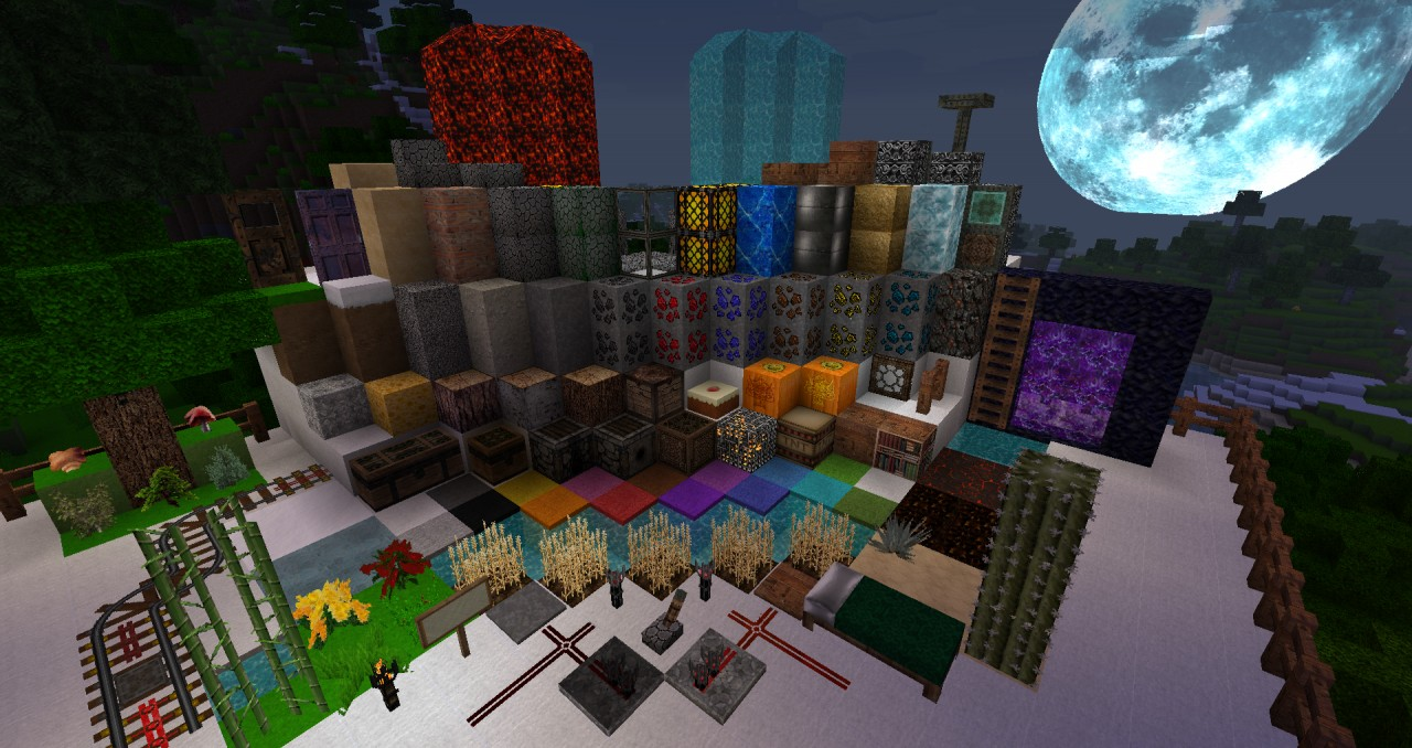Fearcraft 64x64 1.0.0 Minecraft Texture Pack