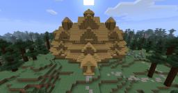 Norse Temple Minecraft
