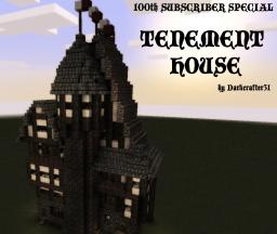 100th SUBSCRIBER SPECIAL ~Tenement House Minecraft Map & Project