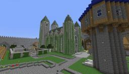 Medieval Village/ German Minecraft Server Minecraft Map & Project