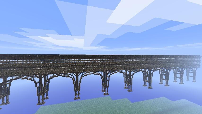 Bridge Bundle Minecraft Project