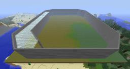 Minecraft Soccer (Football) Stadium Minecraft Map & Project