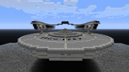 Star Trek - USS Newton Refit Minecraft Project