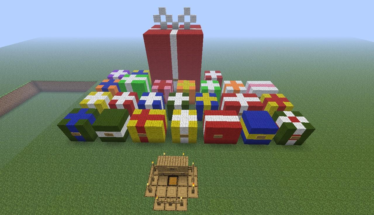 Christmas Calendar Minecraft Download : Christmas advent calendar old minecraft project