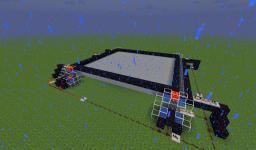 Self Regenerating SMOOTH STONE Platform/Bridge/Spleef Arena Minecraft Map & Project