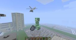 Big City Minecraft Map & Project
