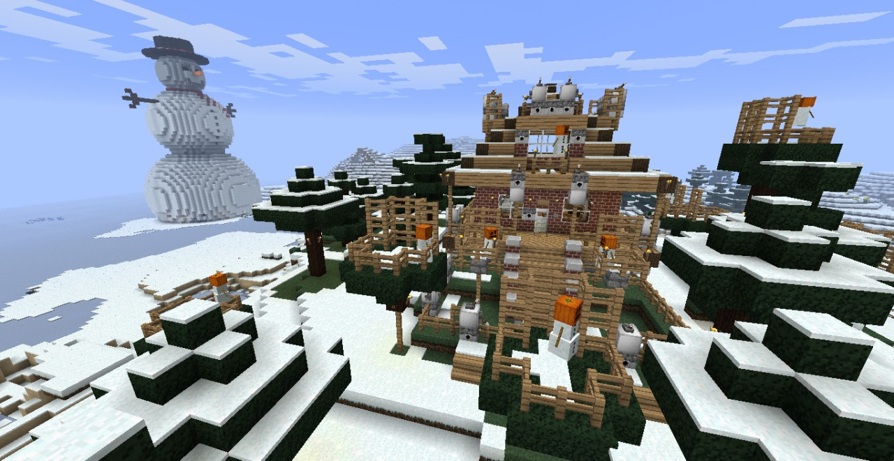 2011-11-23_202458_884241 Winter Minecraft House Design on ponyville house, terraria winter house, cats winter house, cartoon winter house, fluttershy's house, the sims 3 winter house, pallet chicken house,