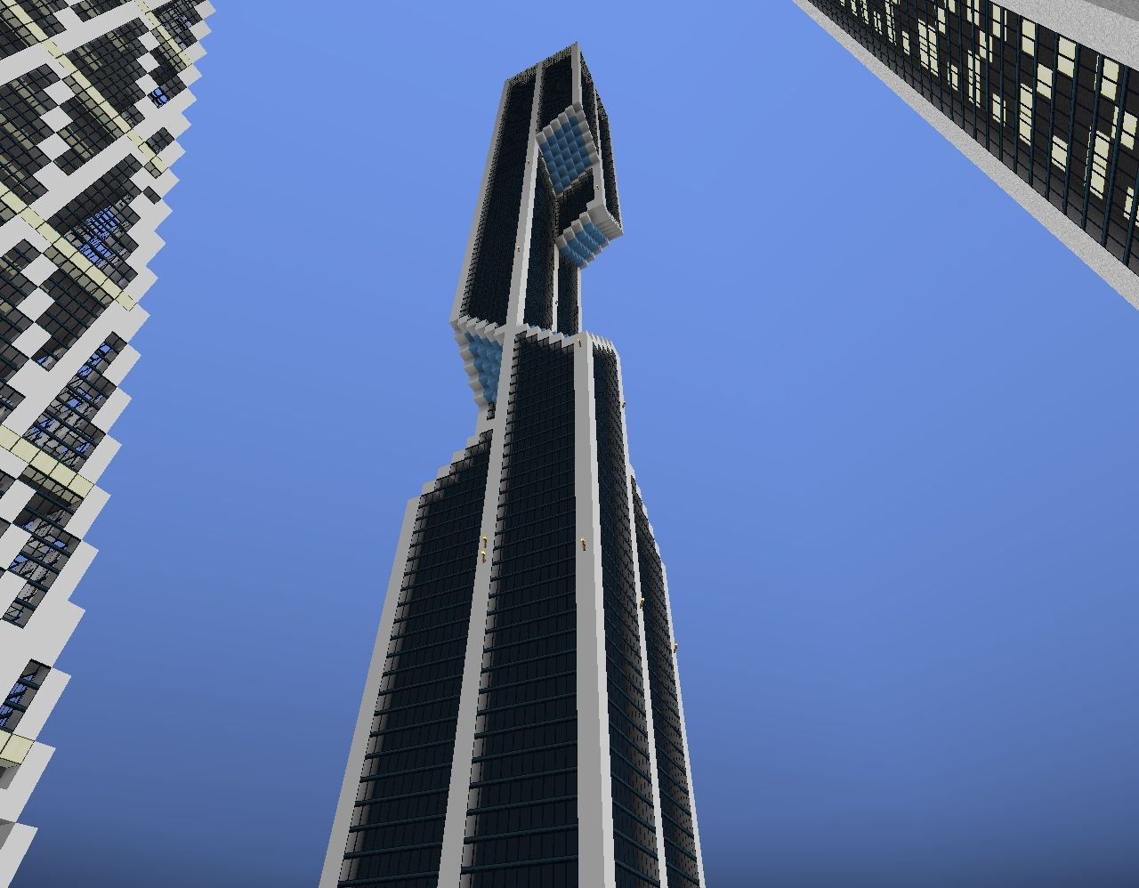 Architecture: Futurism Architecture (inspired By Norman Foster