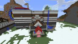 Small Mansion Minecraft Map & Project