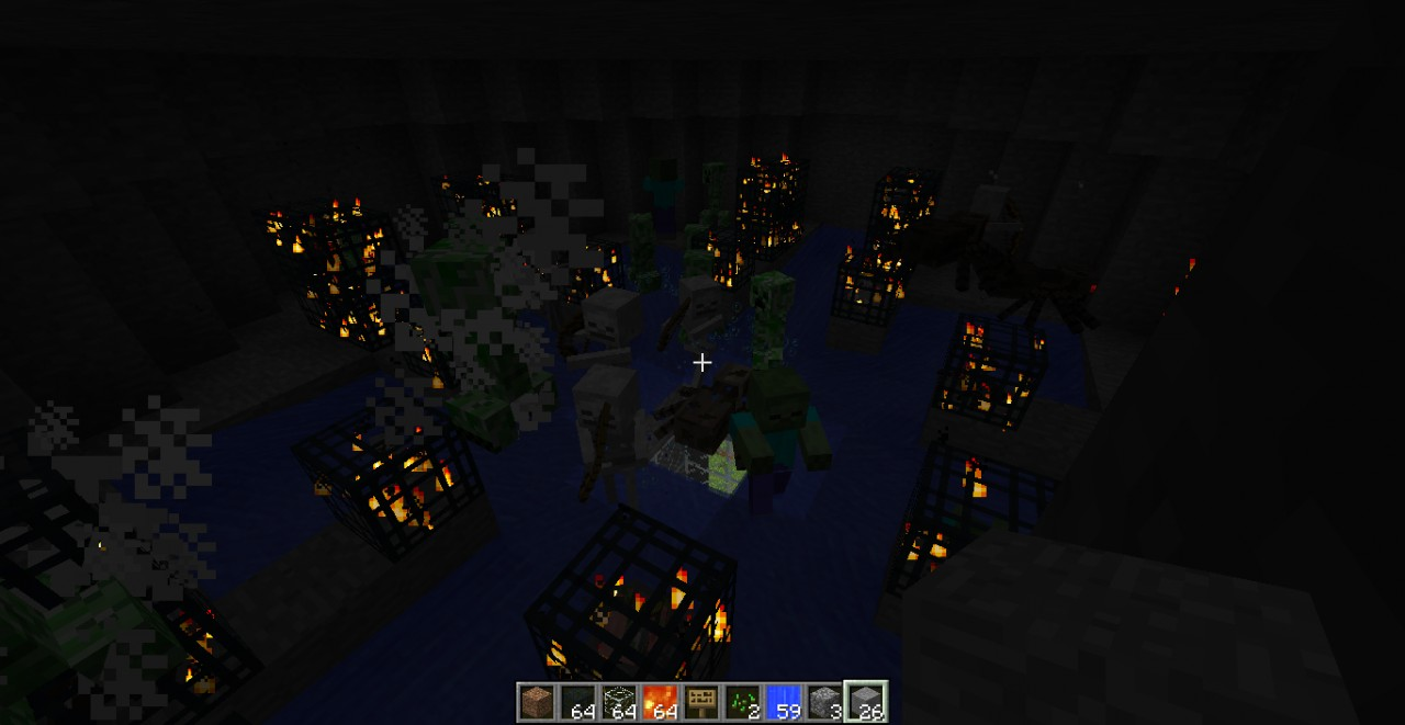 how to build a mob spawner