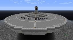 Star Trek - USS Federation Refit Minecraft Project