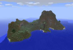 Perfect Survival Island Multiplayer Seed Minecraft Project