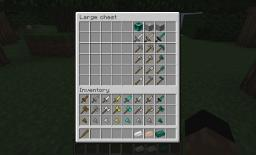 Goboy's Weapon Pack 1.9! (MC 1.2.5) Minecraft Mod
