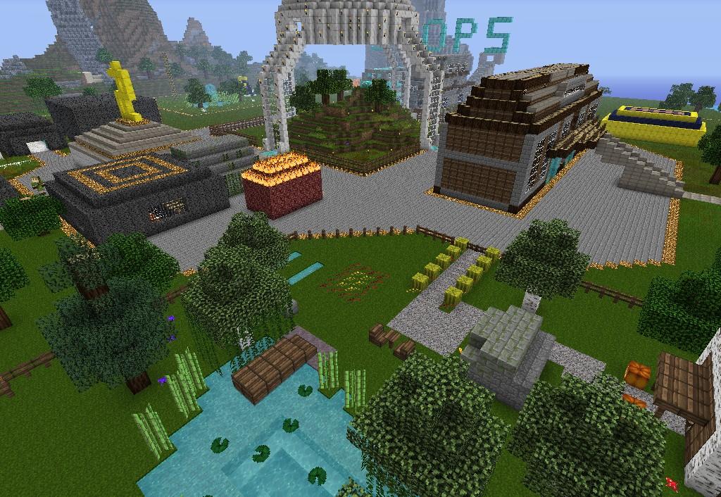 Dokucraft 1.1 Minecraft Texture Pack