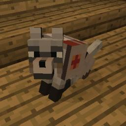 TF2 Medic Wolves Minecraft Texture Pack
